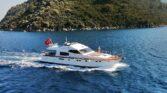 Аренда катера в Турции